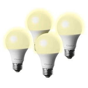 Dusk to Dawn Light Bulb Soft White 3000K Pack of 4