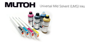 Genuine Mutoh Inks