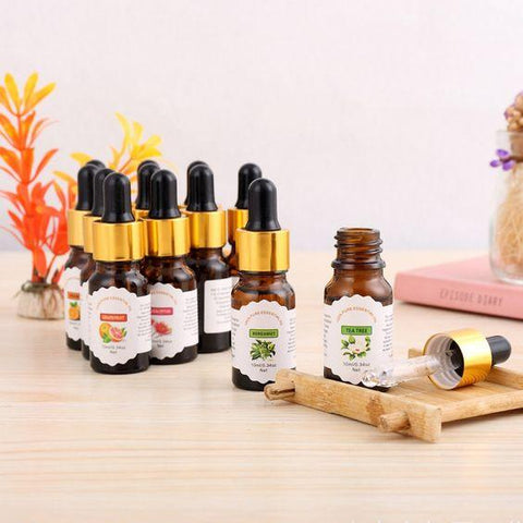 10ml Pure Organic Flower Essential Oil