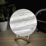 3D Enchanting Jupiter Lamp