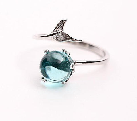 Crystal Of Mermaid Ring