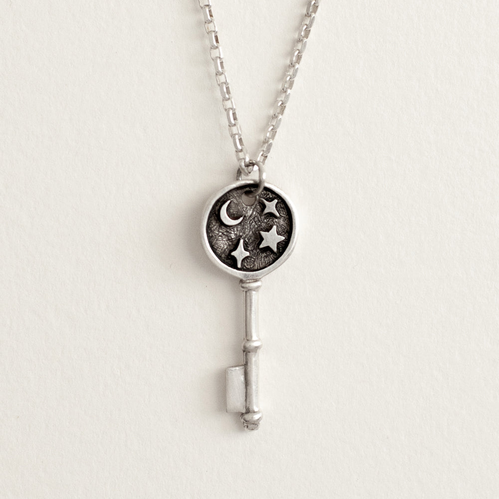 JOI KEY NECKLACE • MADE-TO-ORDER