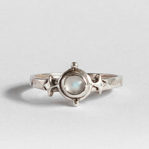 FAYE RING • MOONSTONE • MADE-TO-ORDER