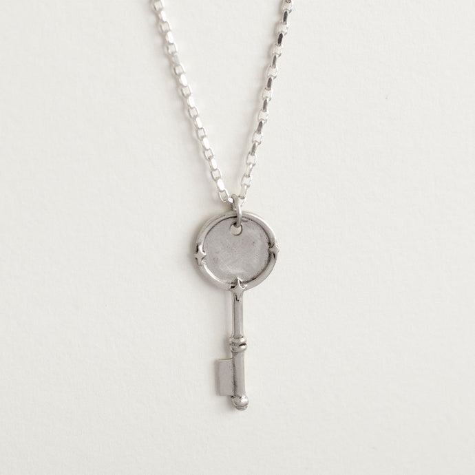 WES KEY NECKLACE • MADE-TO-ORDER
