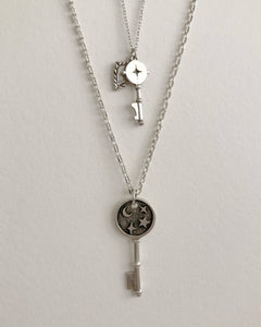 ALICE KEY NECKLACE • MADE-TO-ORDER