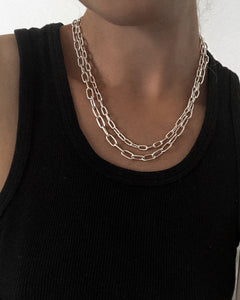 EVER CHAIN NECKLACE • MADE-TO-ORDER