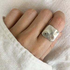 TERRA DIAMOND RING • MADE-TO-ORDER