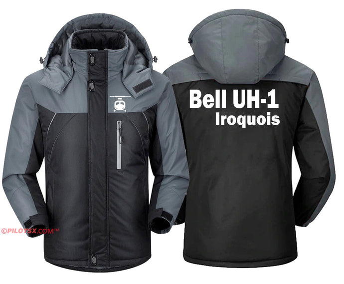 Bell UH-1 Iroquois Helicopter Jacket
