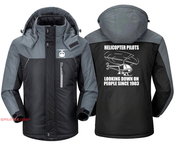 Helicopter Pilot Jacket