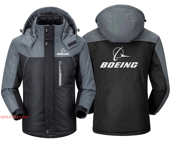 BOEING WINDBREAKER JACKETS