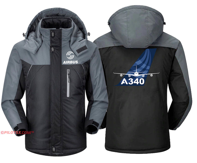 AIRBUS A340 VERTICAL STABILIZER JACKET