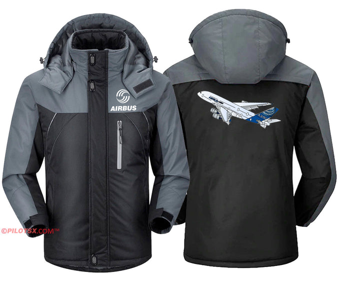 AIRBUS A380 AIRCRAFT JACKET