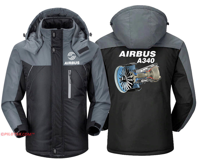 AIRBUS A340 ENGINE JACKET