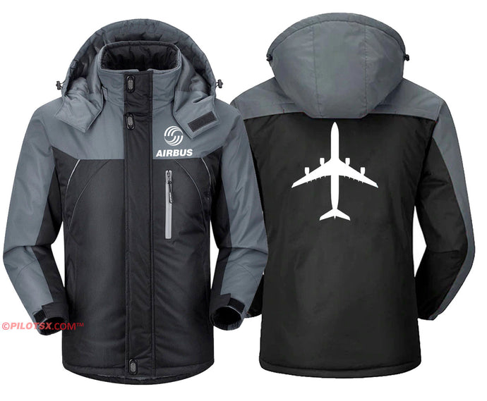 AIRBUS-A340 SHADOW JACKET
