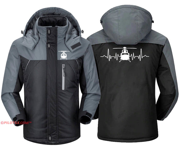 HELICOPTER HEARTBEAT JACKET