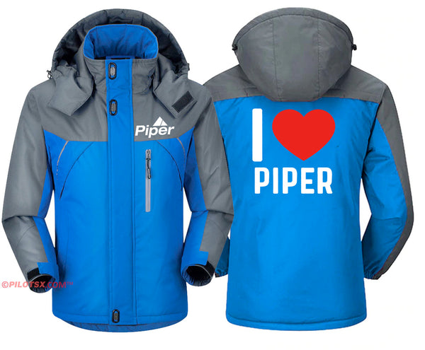 I Love Piper jacket