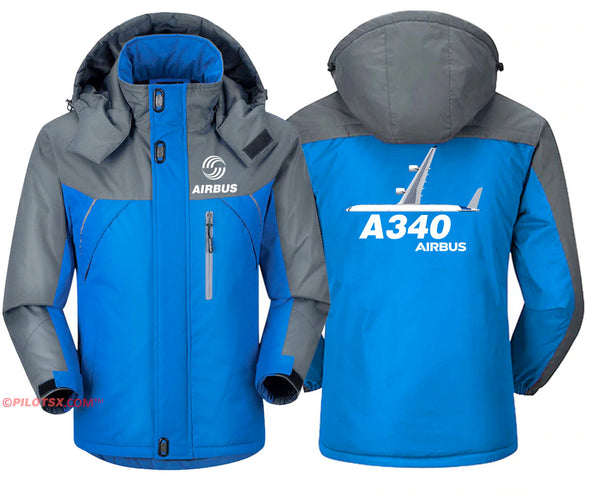 NEW AIRBUS-A340 JACKET
