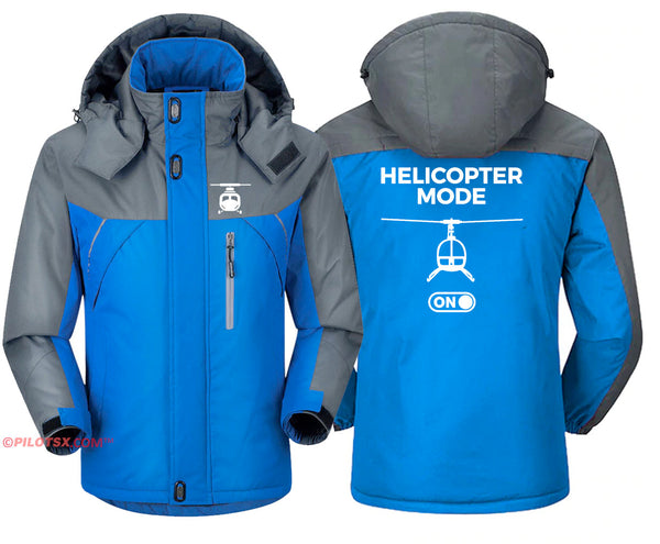 Helicopter Mode Jacket