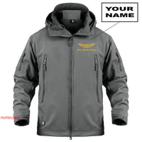 CUSTOM MILITARY FLEECE WARM TACTICAL JACKET
