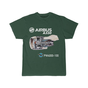 Airplane T-Shirt Forest / S AIRBUS A330 T-shirts