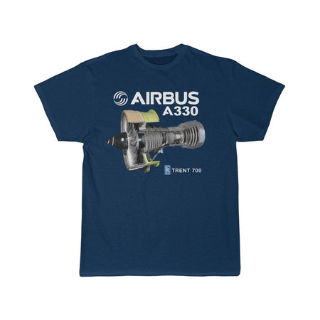 Airplane T-Shirt Navy / L AIRBUS A330 T-shirts