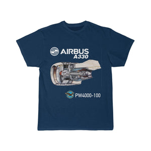 Airplane T-Shirt Navy / S AIRBUS A330 T-shirts