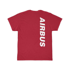 Airplane T-Shirt Red / L Airbus