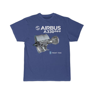 Airplane T-Shirt Royal / S AIRBUS A330 T-shirts