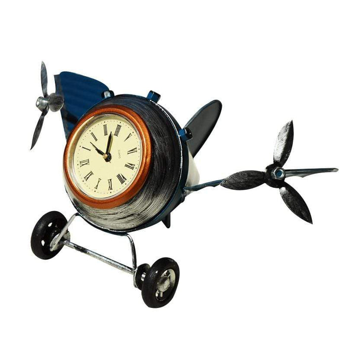 GearNets Aircraft Model Clock