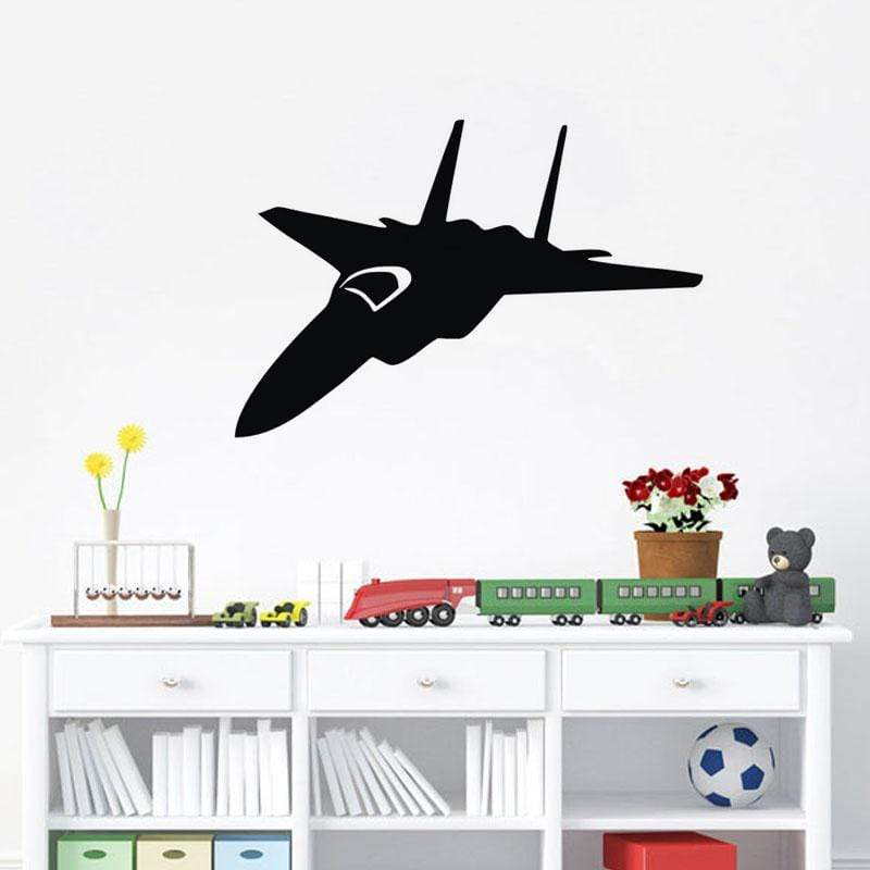 GearNets Aircraft Wall Sticker For Rooms