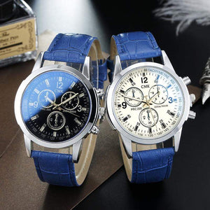 GearNets Casual Luxury Leather strap