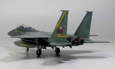 GearNets F-15 Strike Eagle fighter