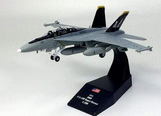 GearNets F/A-18F Super Hornet battle attack