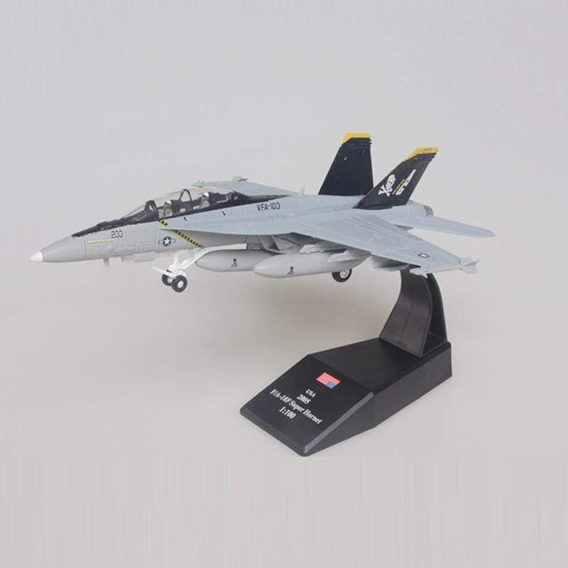GearNets F/A-18F Super Hornet Fight Aircraft