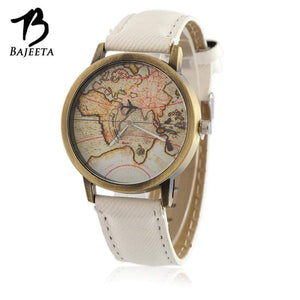 GearNets Global Travel By Aircraft Watch for Men and Women
