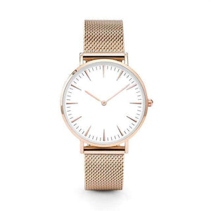 GearNets HOT Stainless Steel Mesh Band Watches