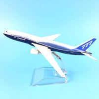 GearNets Model Aircraft 16cm Metal Aircraft Aircraft