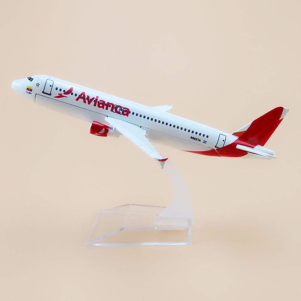 GearNets Model Aircraft AIR Avianca A 320