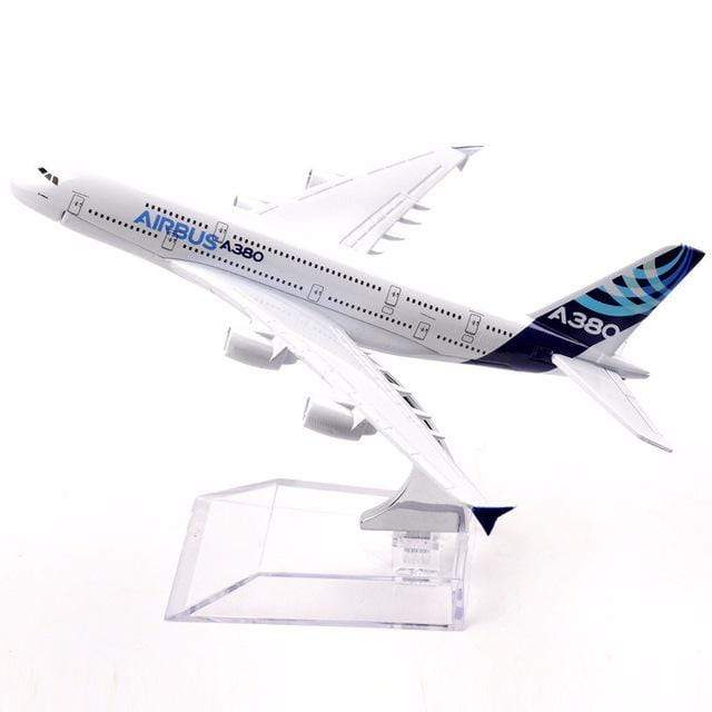 GearNets Model Aircraft AIRBUS A380