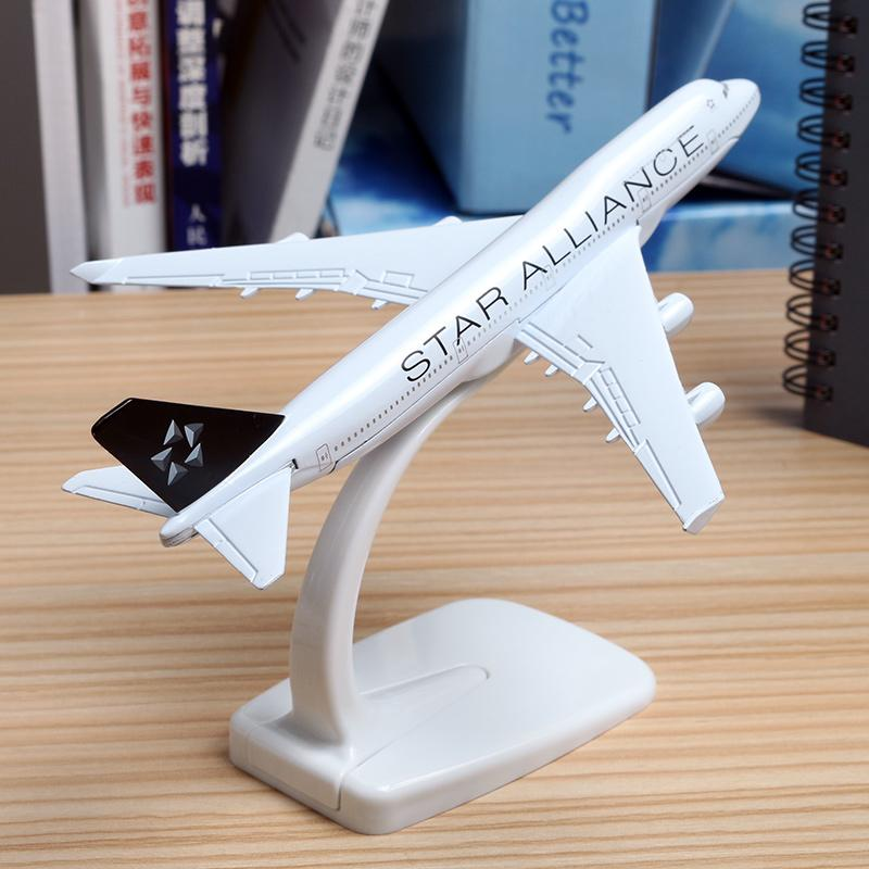 GearNets Model Aircraft Alliance The 747-400