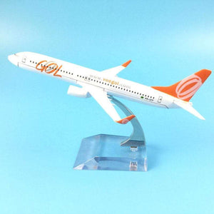 GearNets Model Aircraft Brazil Air GOL Airlines The 737
