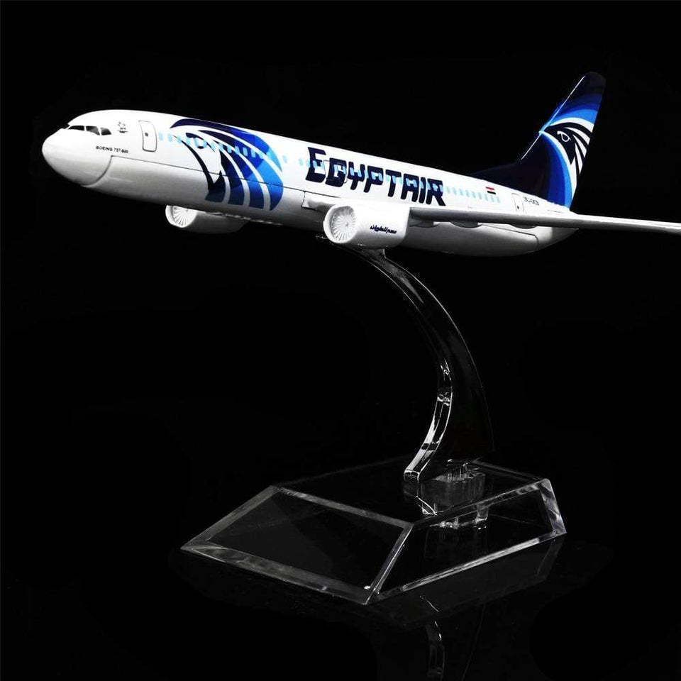 GearNets Model Aircraft Egypt The 737