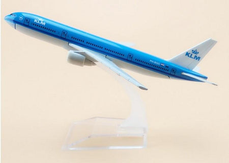 GearNets Model Aircraft KLM The 777