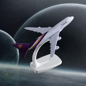 GearNets Model Aircraft Thai Airways The 747
