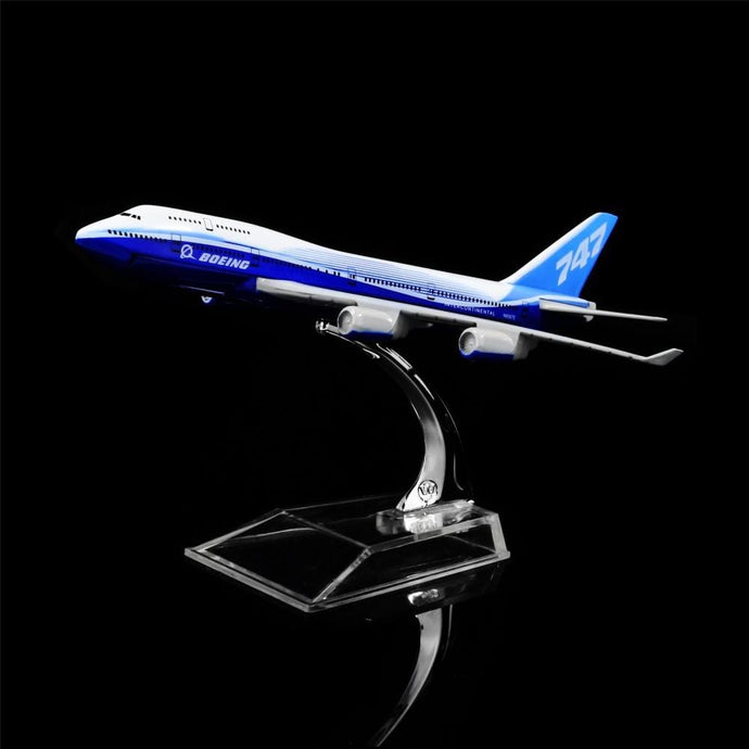 GearNets Model Aircraft The 747