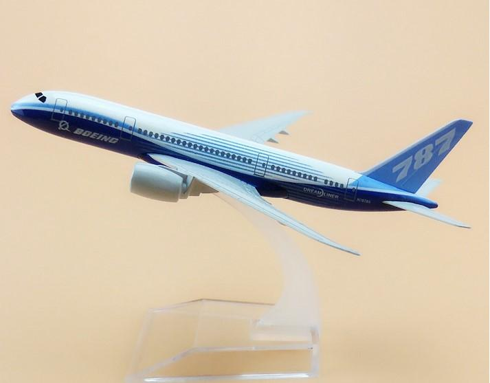 GearNets Model Aircraft The 787