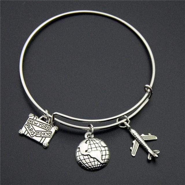 GearNets New York + World Traveling The World Bracelet