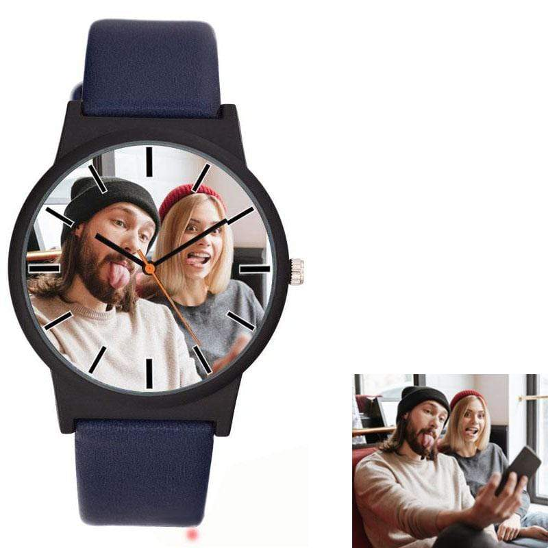 GearNets Photo printing Personalized watch