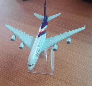 GearNets Thai Airways Airbus A380