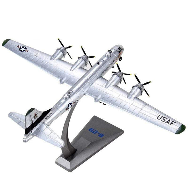 GearNets WW2 Plane Model B-29 Bomber Alloy Aircraft